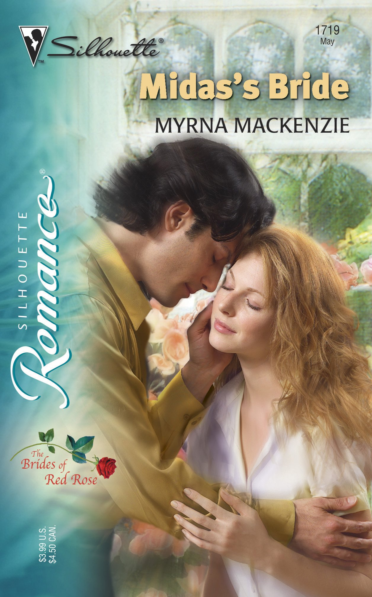Read Online Midas's Bride (Silhouette Romance No 1719, Brides of Red Rose) ebook