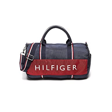 Tommy Hilfiger Navy Harbor Point Mini Duffle Bag
