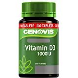 Cenovis Vitamin D3 1000IU - 200 Tablets