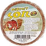 (2 Pack) Zoo Med Laboratories Hermit Crab Soil