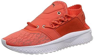 52a99fcefa0 Puma Women s Tsugi Shinsei Lace Wn SWomen Hot Coral Sneakers-8 UK India (
