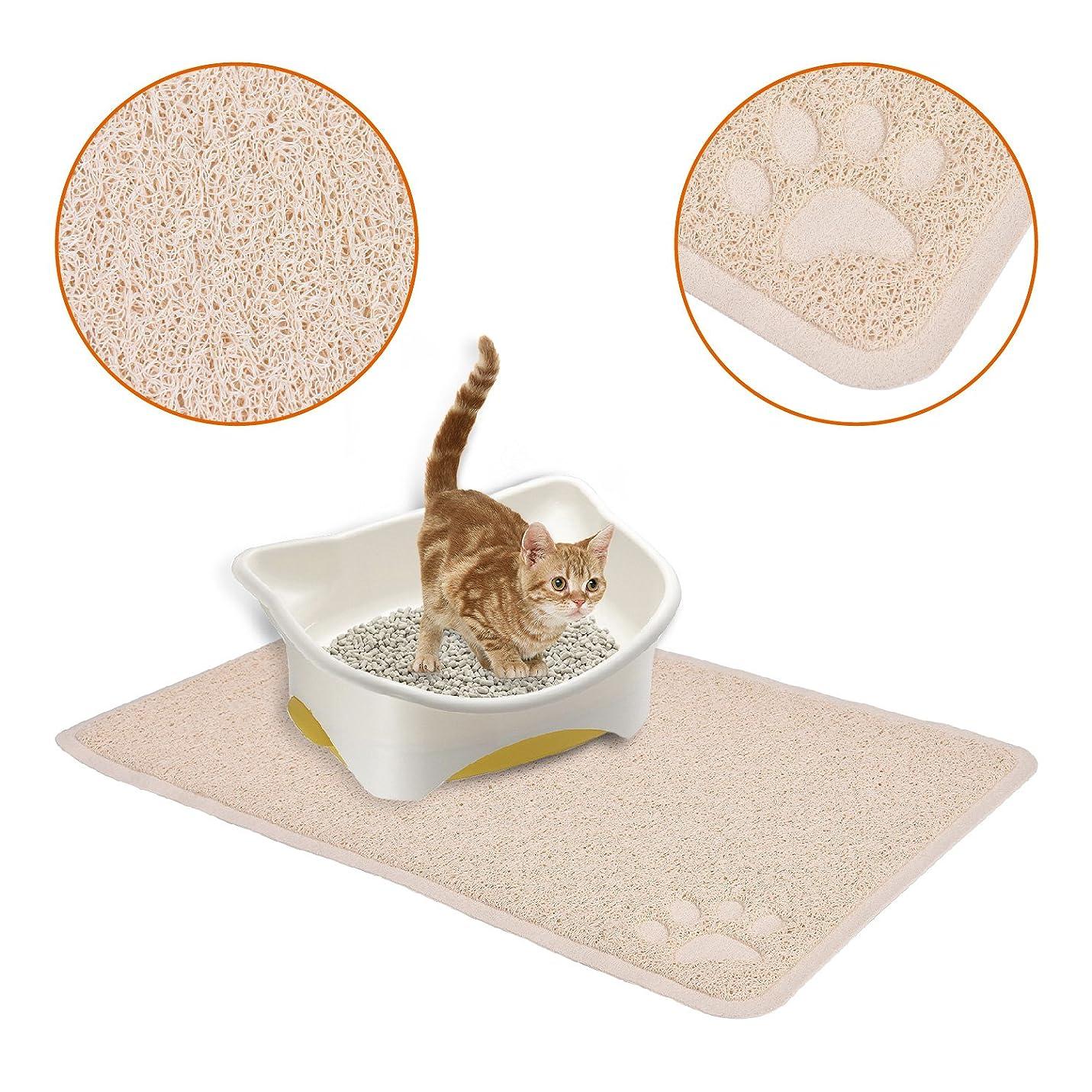 解釈的ダッシュ大陸ネコちゃんのトイレ袋 10枚入 フリーサイズ 日本製