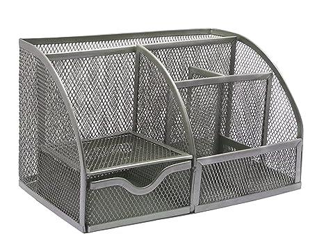Forniture Per Ufficio : Mobile di deposito di forniture per ufficio in maglie metalliche