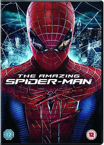 The Amazing Spider Man Dvd 2012 Amazon Co Uk Andrew Garfield Emma Stone Rhys Ifans Martin Sheen Sally Field Dennis Leary Marc Webb Andrew Garfield Emma Stone Dvd Blu Ray