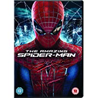 The Amazing Spider-Man (DVD) [2012]