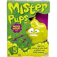Mattel Games DPX25 - Mister Pups, lustiges Kartenspiel geeignet für 2 - 6 Spieler, Spieldauer ca. 30 Minuten, Kinderspiele ab 5 Jahren