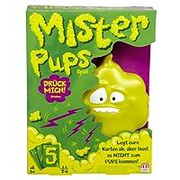 Mattel Games DPX25 Mister Pups, Kinderspiel geeignet für 2 - 6 Spieler, Spieldauer ca. 30 Minuten, ab 5 Jahren