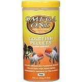 Omega One Goldfish Pellets - Large Sinking 7.5oz.