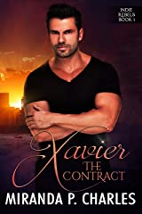Xavier: The Contract (Indie Rebels Book 1) Kindle Edition