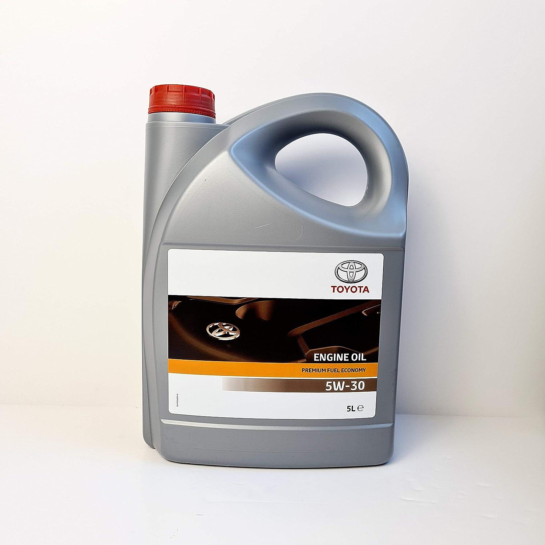 Toyota Motoröl Sae 5w 30 Premium Fuel Economy 5 L Auto