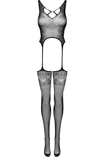 a22394161d Obsessive Sexy Lace Mesh Crotchless Bodystocking F228