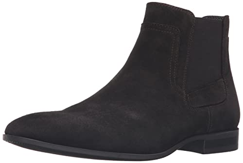 Calvin Klein Men's Clarke Boot, Dark Brown, ...