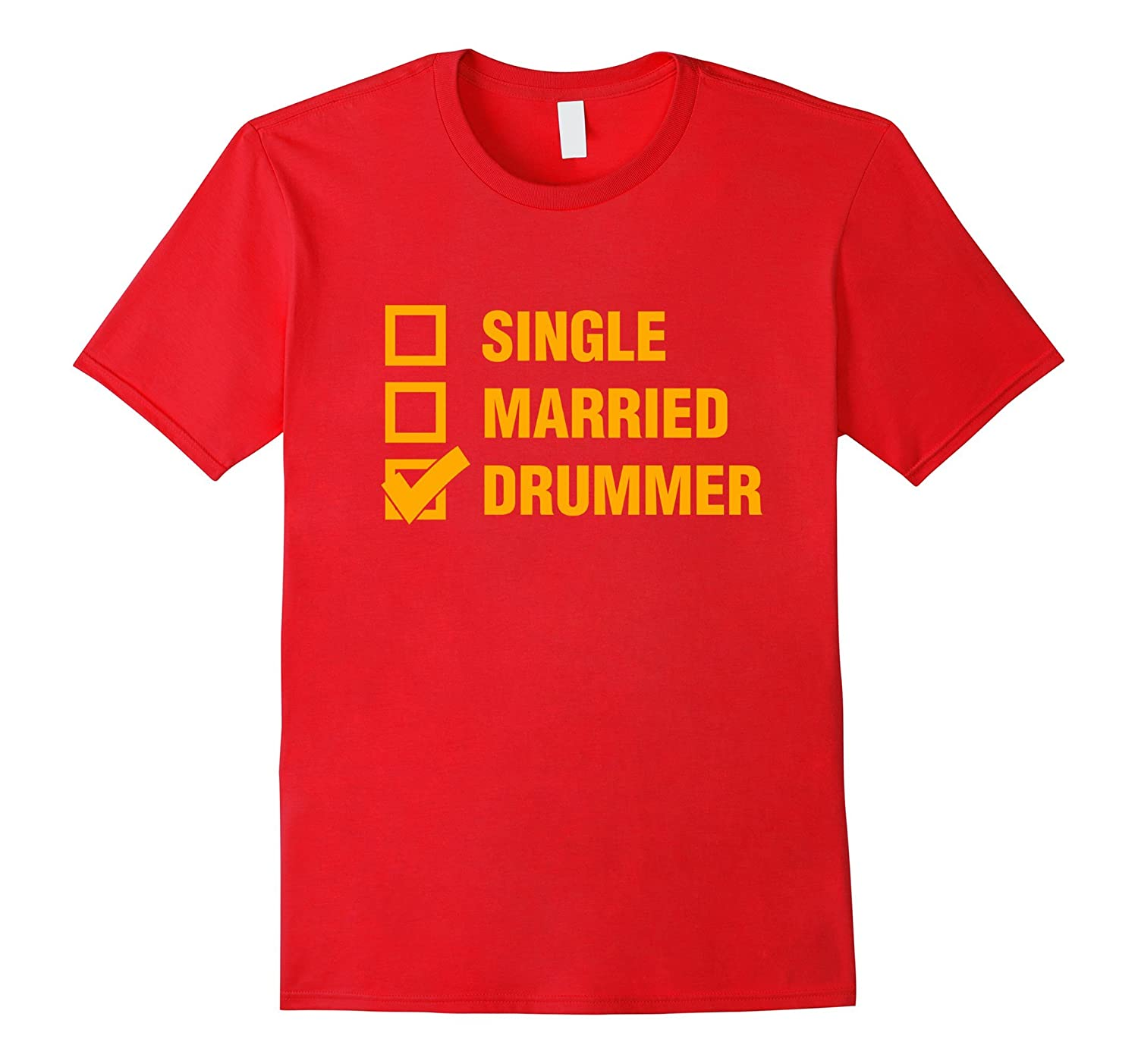 DRUMMER T SHIRT Drum Tee Musician Band Shirt FL