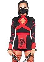 Leg Avenue Women's Dragon Ninja