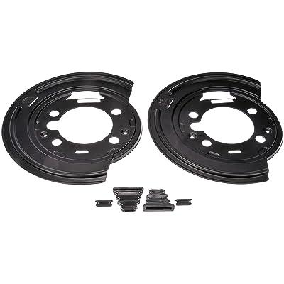 Dorman 924-493 Brake Dust Shield, Pair: Automotive [5Bkhe0117484]