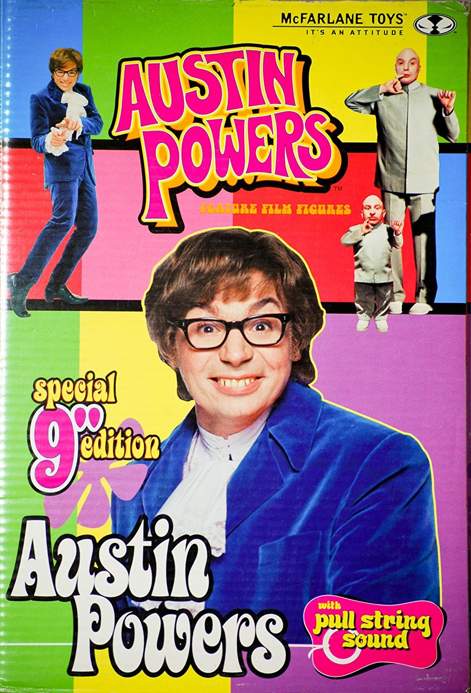 Barato Austin Powers from Austin Powers by McFarlane Toys