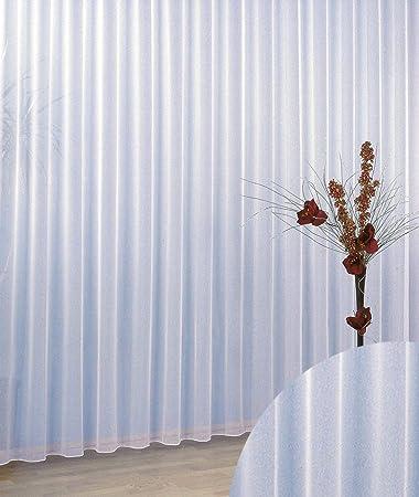 Amazonde Gardinen Vorhang Store Webstore Halbtransparent Mit