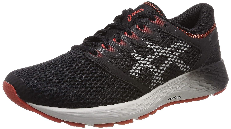 MultiCouleure (noir Glacier gris 002) ASICS Roadhawk FF 2, Chaussures de Running Compétition Homme 41.5 EU