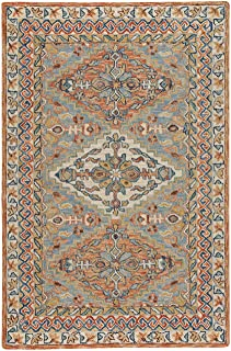product image for Capel Rugs Avanti-Kazak Slate Terra x 12' 0 Rectangle Hand Tufted Rug