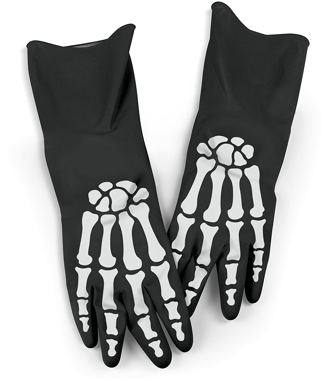 Amazon.com: Fred BONE DRY Skeleton Kitchen Gloves: Home & Kitchen