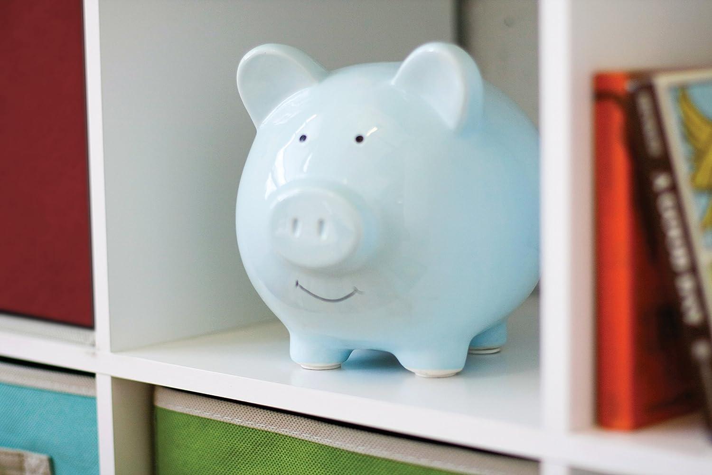 Amazoncom Pearhead Ceramic Piggy Bank Makes