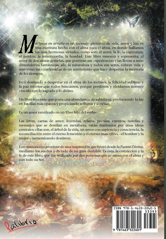 Mariposa En Arrullo: Est Mulo Po Tico de Un Amor (Spanish ...