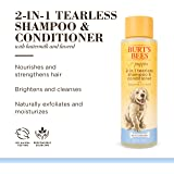 Burt's Bees for Puppies Tearless 2 in 1 Shampoo and Conditioner | Dog Shampoo and Dog Conditioner Soothes and Softens…