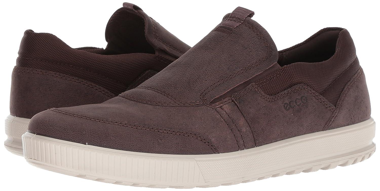 Ecco Ecco Ecco Herren Ennio Sneaker Coffee 4c8d47