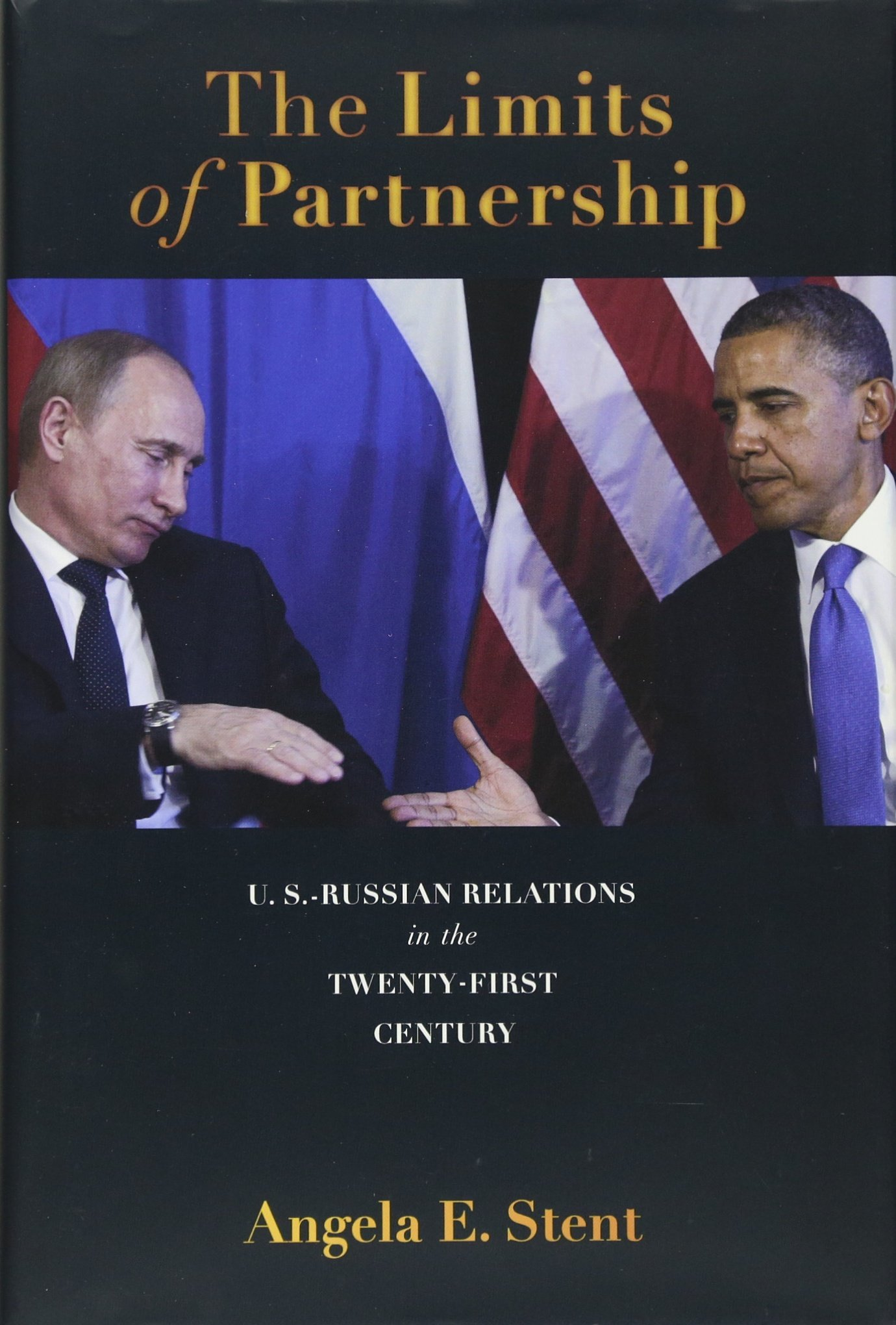 The Limits of Partnership: U.S.-Russian Relations in the Twenty-First Century PDF