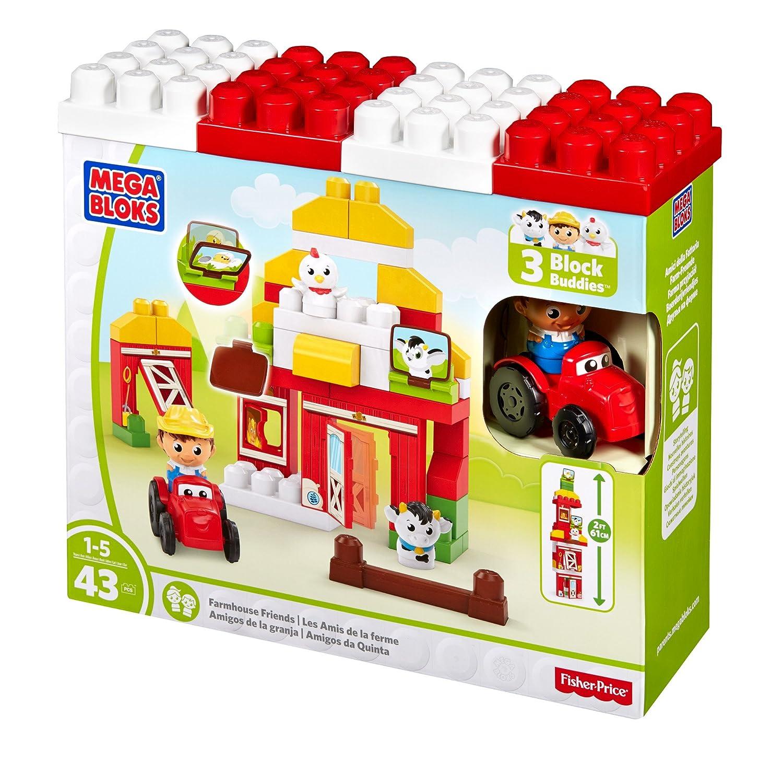 Mega Bloks Farmhouse Friends