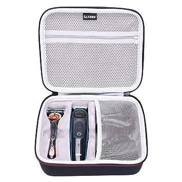 7ad98e2c04 LTGEM EVA Hard Case for Braun BT3040 Men s Ultimate Hair Clipper Beard  Trimmer - Travel