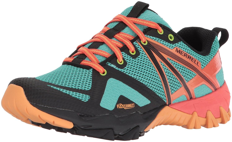Vert Merrell MQM Flex Chaussures de Trail pour Femmes 42 EU