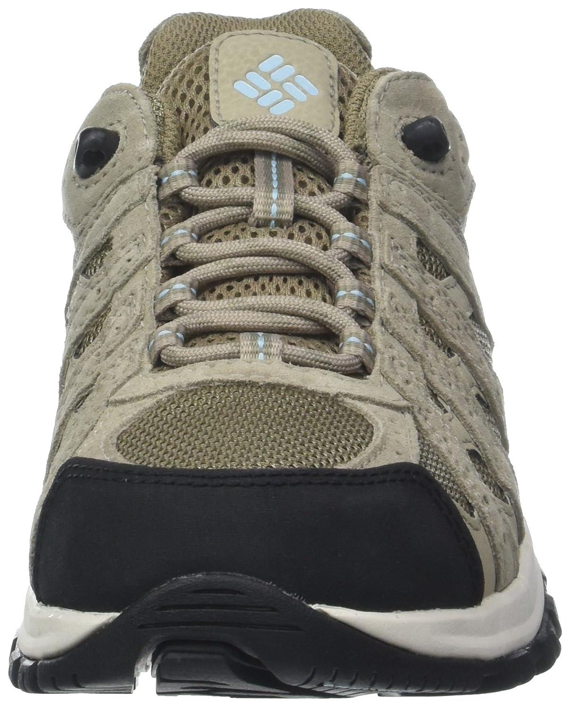 Impermeable para Mujer Zapatillas de Senderismo Columbia Canyon Point Waterproof