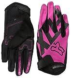 Fox Women's Ripley Gloves, Pink, Small