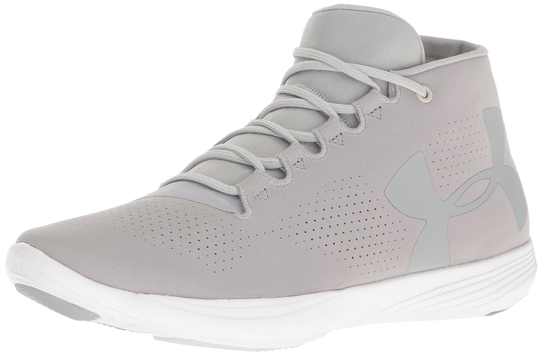 quality design 4e4ee b26b6 Amazon.com   Under Armour Men s Street Precision Mid Sneaker   Shoes