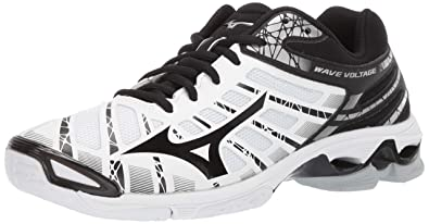 6d699ec82899 Amazon.com | Mizuno Men's Wave Voltage Indoor Court Shoe | Shoes
