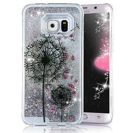 samsung s6 phone case glitter