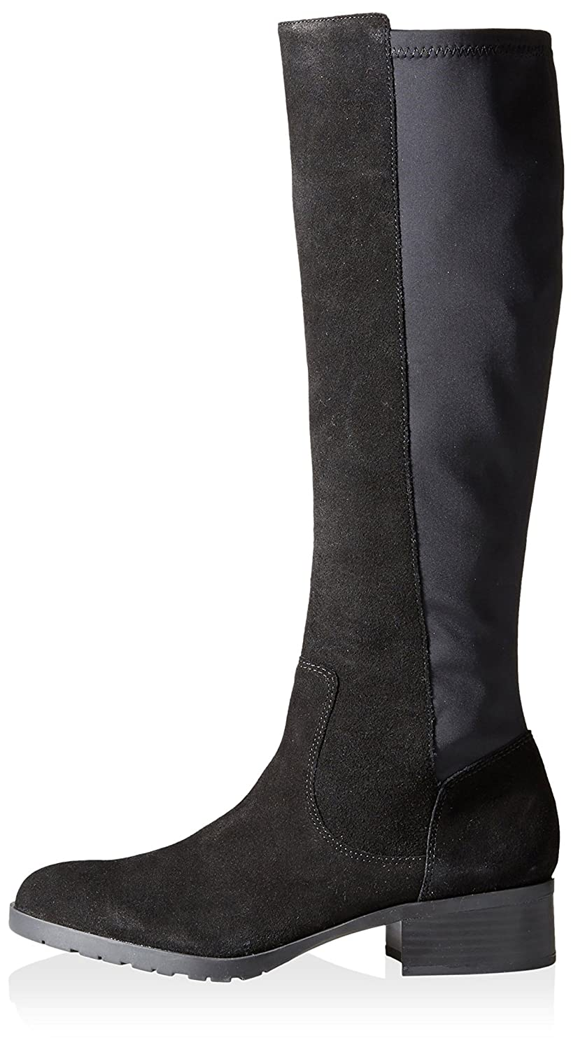 Donald J Pliner Women's 50/50 Tall Boot B01429QXNW 6 B(M) US|Black