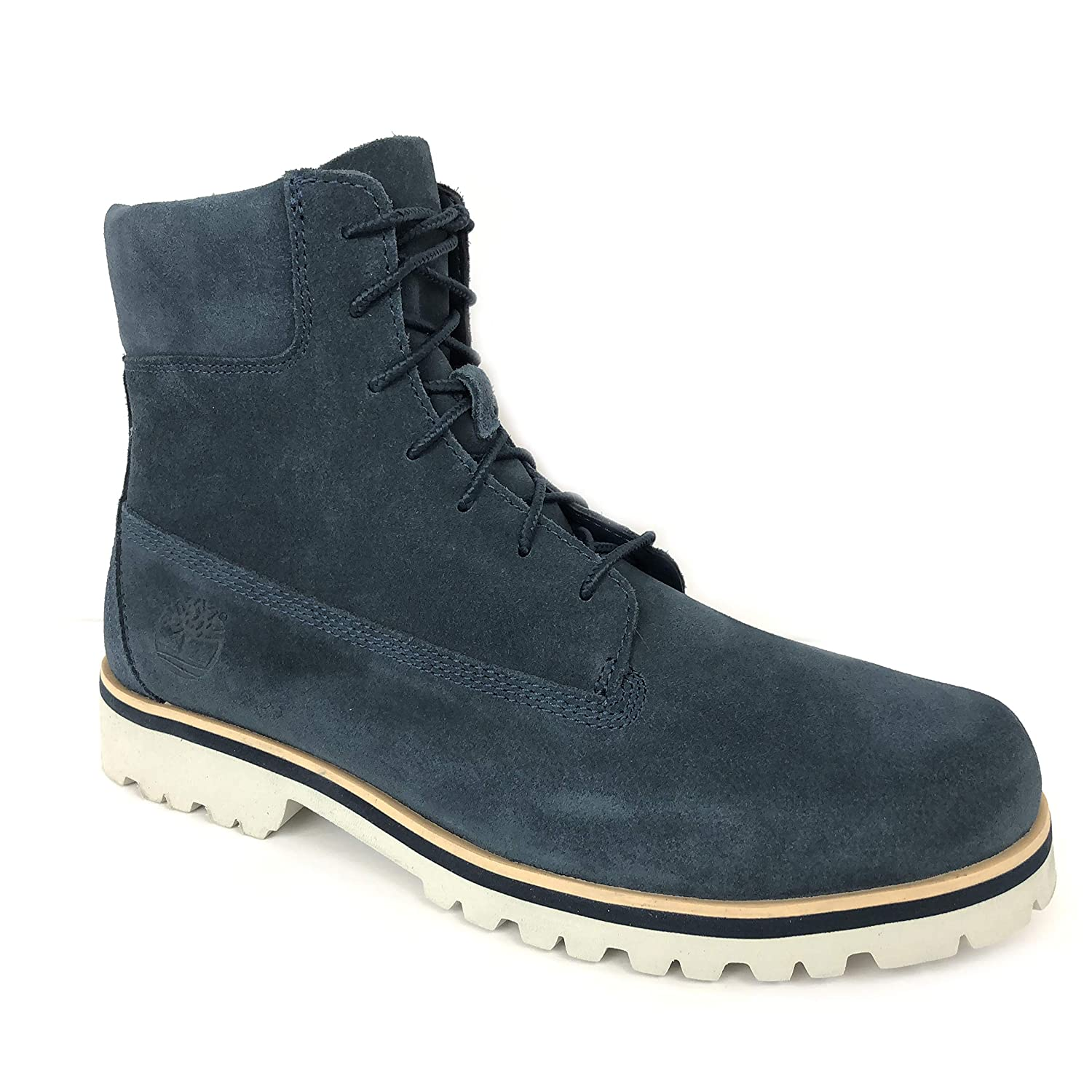 ce08a5a1 Amazon.com | Timberland Men's Chilmark 6 Inch Suede Navy Boots | Boots