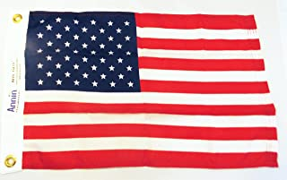 product image for Annin Flagmakers Model 2480 American 12x18 in. Nylon, 100% Made in USA with Brass Grommets. Flag