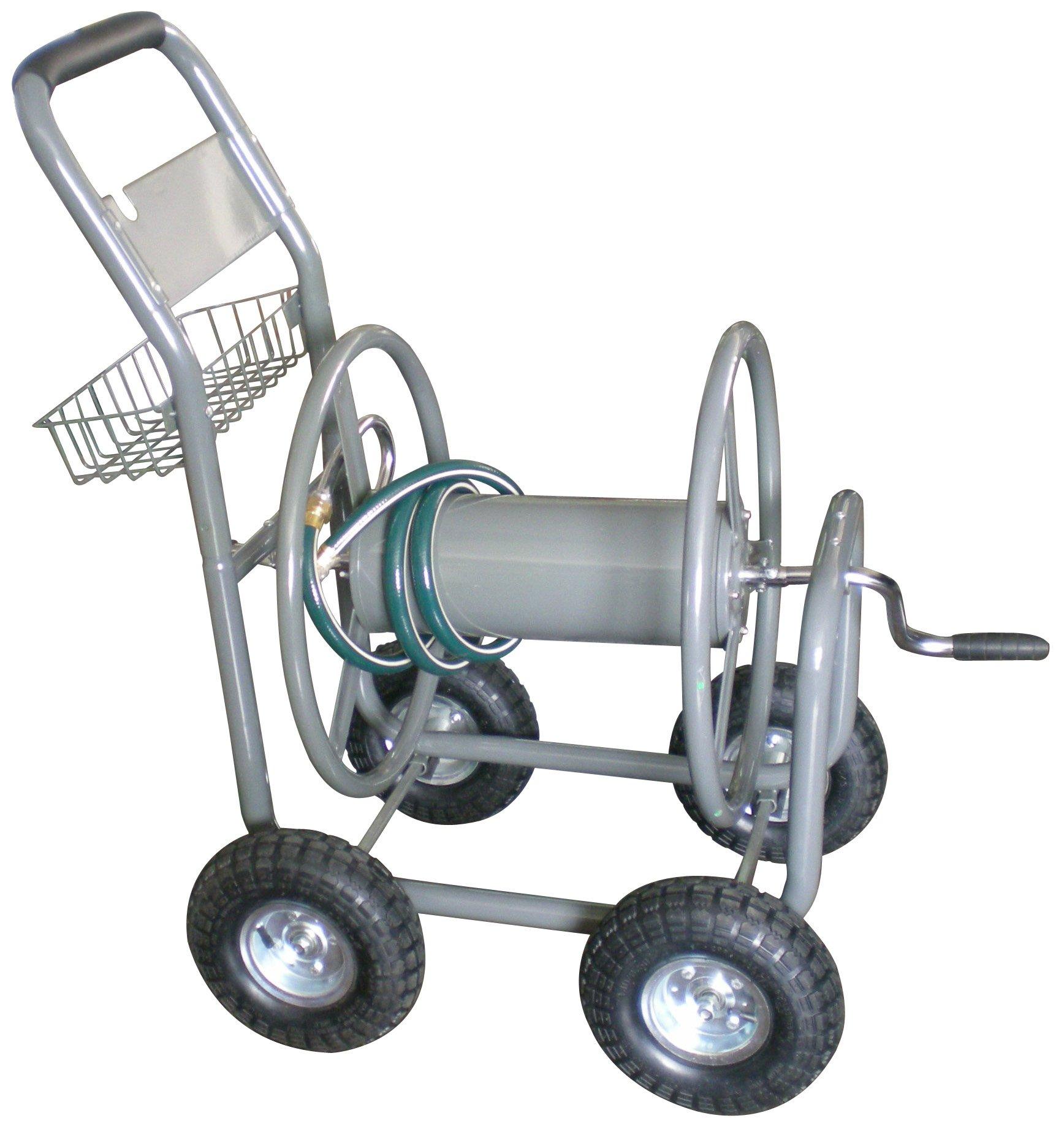 Yard Tuff Hose Reel Cart
