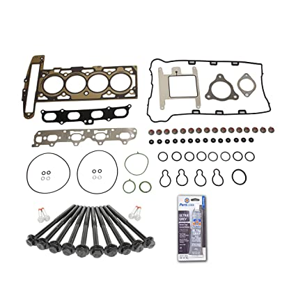 Amazon com: Head Gasket Set Bolt Kit Fits: 04-07 Chevrolet
