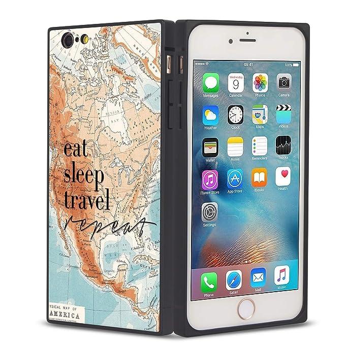 coque iphone 8 silicone travel