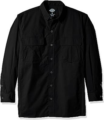 Dickies Camisa con botones para hombre: Amazon.es: Ropa y accesorios