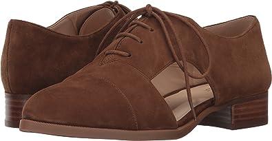 Nine West Womens Niblo Bourbon Shoe