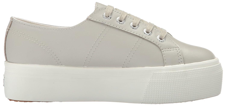 Superga Women's 2790 Fglu Platform Fashion Sneaker B01MUC716L 37.5 M US|Grey EU / 7 B(M) US|Grey M 08b1df