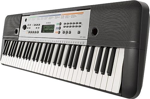 Yamaha YPT- 255 – La più completa
