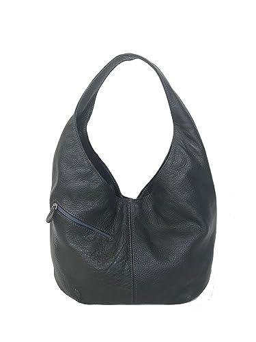 3ff1de92a38a Amazon.com  Fgalaze Slouchy Hobo Bag with Pockets