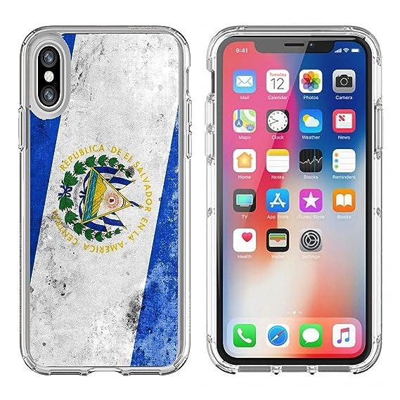 e14a329b7f Amazon.com: Luxlady Apple iPhone X Clear case Soft TPU Rubber ...