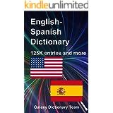 Diccionario Inglés Español para Kindle, 125598 entradas: English Spanish Dictionary for Kindle, 125598 entries (Spanish Editi